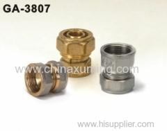 Forged Brass Female Screw Connector