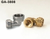 Forged Brass Female Screw Elbow Pipe Fitting