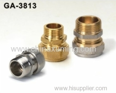 Forged Brass Male Threaded Adapter