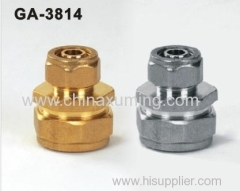 Forged Brass Reducing Adapter With Union