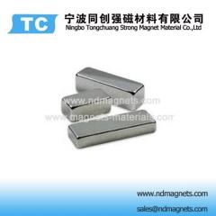 Rectangular neodym magnets manufacturer