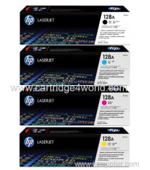 Hp Toner Cartridges CE320A~CE323A Color Laserjet Toner