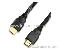 1080p 24K hdmi cable assembly