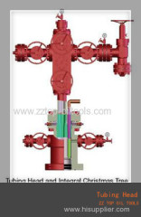 "7"" Well head API 6A Tubing Head"