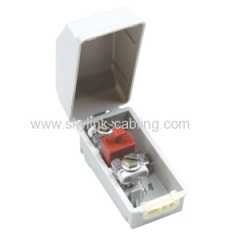 1 pairs Drop wire distribution box