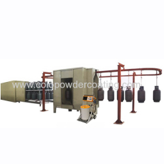 Cylinder Powder Coating line