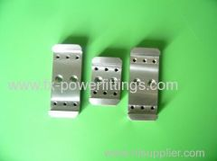 FX OEM Punching Bending Metal Stamping Parts For Machine Components