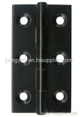 Security brass door hinge