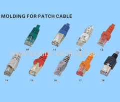 Jumper Cable cat6 shielded rj45 plug