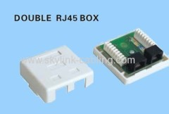 all kinds rj45 surface-mounted box