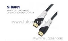 1.5M 1.4V HDMI cable with golden plated