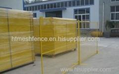 Hoge kwaliteit Kleur Canada Market Temporary Fence