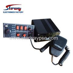 Starway Police Warning Hand-Control Siren Amplifiers