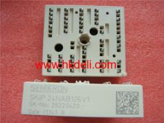 SKIIP24NAB126V1 - 3-phase bridge IGBT Semikron International