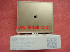 SKIIP23NAB126V1 - 3-phase bridge IGBT Semikron International new and original