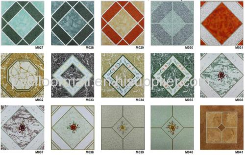 Chinese floor tiles