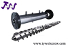 rubber screw barrel,extruder screws barrels, plastic machinery screw barrel