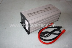 Pure sine wave power inverter 2500W with built-in charger and UPS function