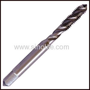Spiral fluted Taps ground thread BA