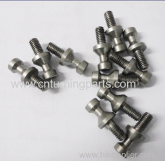 precision stainless steel cnc milled parts