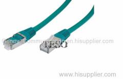 Защищаемый кабель локальных сетей, PVC/LSZH гигабита кабель/250MHZ Lan SSTP