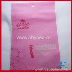 small zipper nylon bags