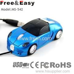 PS/2 car optical mouse