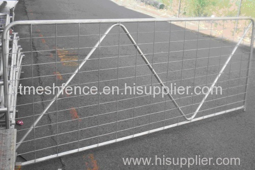 Welded Mesh Fence Gate for Australia and New zealand