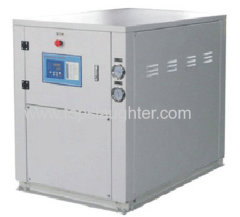 Industrial Water Chiller Used With Pre-chiller To Supply Cooling Water