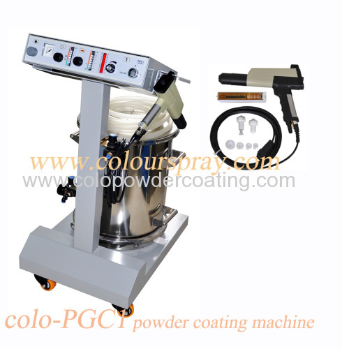 China Complete Powder Units