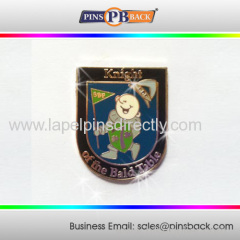 Customized Design Enamle Lapel Pin Badge