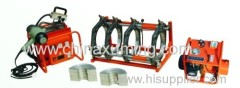 Hydraulic Control Melt Welder For HDPE Pipes and Fittings