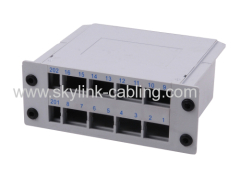 8 core insert type PLC box