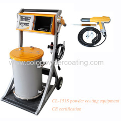 powder coating equipment manufacturer