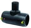 HDPE Electrio Fusion Reducing Tee Pipe Fittings