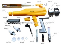 china powder spraying gun