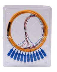 SM Simplex SC/PC Fiber Optic Pigtail