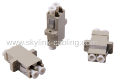 LC-LC/UPC DX fiber optic adapter