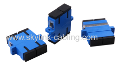SC-SC/PC DX fiber optic adapter