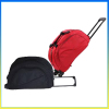 Hot selling super light polyester travel small trolley bag