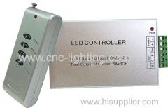 4 key RF remote RF RGB controller