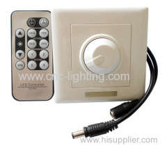 86 panel IR remote dimmable controller