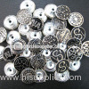 Metal Snap Button with Various Designs