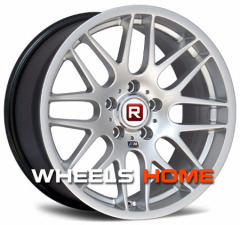 BMW Staggered Alloy wheels