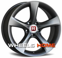 M6 replica wheels Staggered wheels