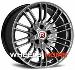 New M3 replica wheels