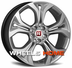 Starggered wheels for X5