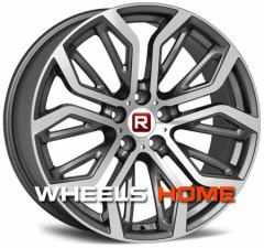 Starggered wheels for BMW X5