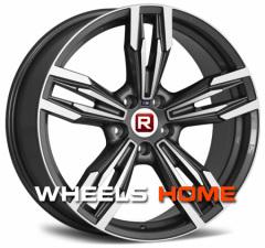 New M6 alloy wheels