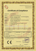 CE   certification  for    HD-IP  Camera